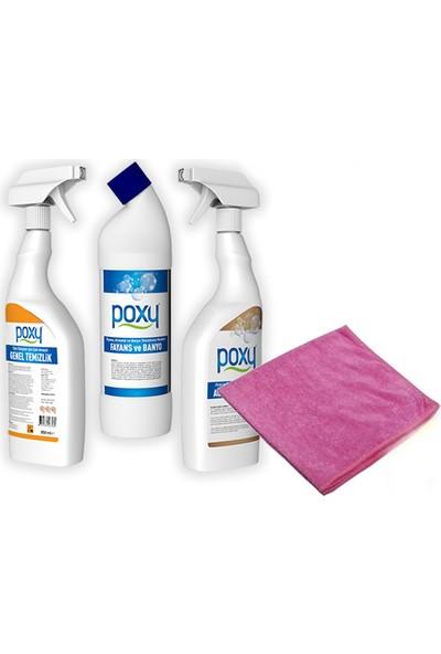 Poxy 6 Temizlik Ürünleri