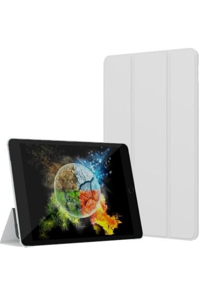 EbrariPad Air 1 Smart Case Tablet Kılıf + Kırılmaz Cam + Kalem + Aux Kablo + Kulaklık