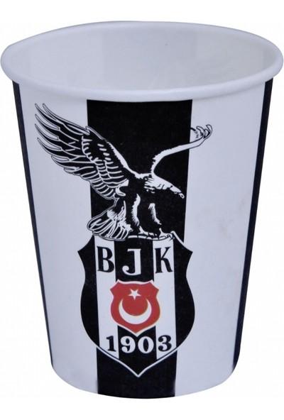 SihirliParti Sihirli Parti Beşiktaş Karton Bardak (8AD)