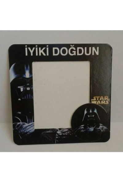 Sihirli Parti Star Wars Magnet