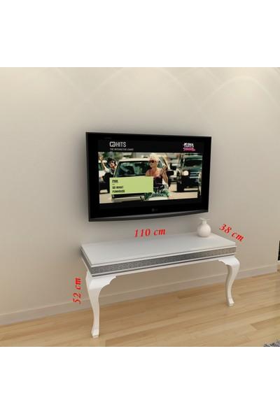 Decorotti Lucca A3-1 Gizli Bölmeli Tv Sehpası