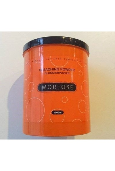 Morfos Saç Açıcı 1000 Ml Beyaz