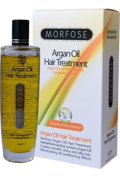 Morfose Argan Oil 100 Ml Argan Yağı