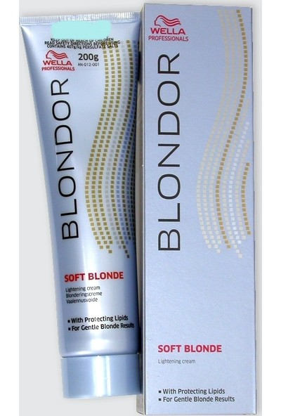 Wella Blondor Lıghtenıng Cream 200 Ml Saç Açıcı