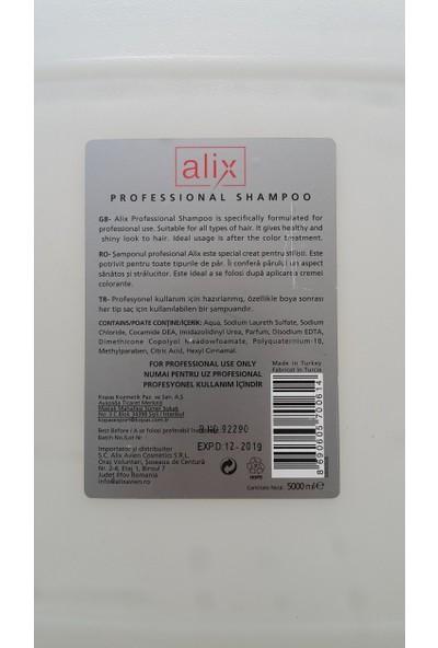 Alix Şampuan 5000 Ml