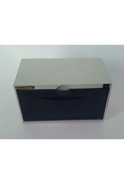 Goldterm Steril Cihazı Ultraviole Metal Gövde