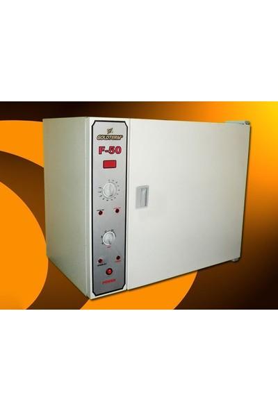 Goldterm Steril Cihazı F- 50 Dijital Göstergeli