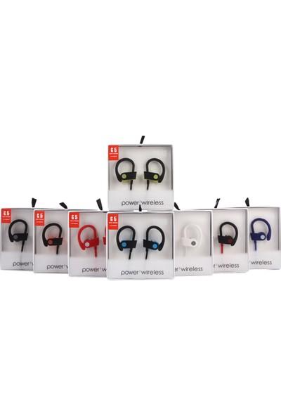 Power 3 Wireless Bluetooth Kablosuz Mikrofonlu Kulaklık Headphones