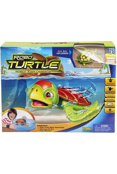 Robo Turtle Kaplumbağa