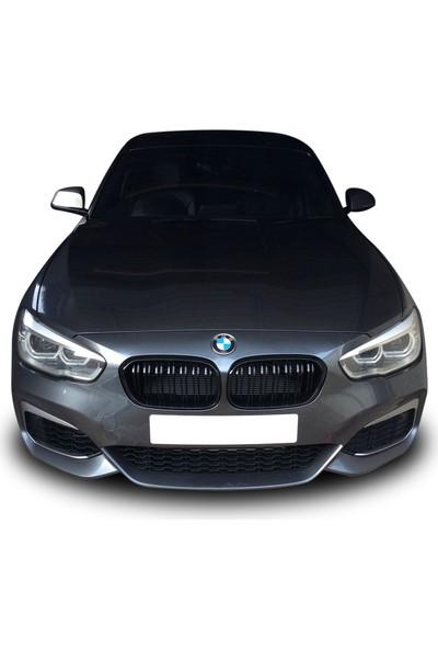 BMW 1 Serisi F20 Makyajlı 2015 Sonrası LCi Ön Panjur (Piano Black)