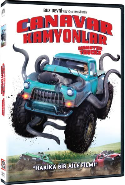 Canavar Kamyonlar DVD
