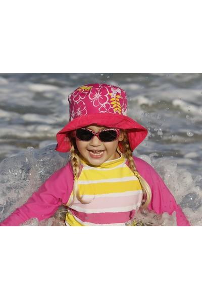 Baby Banz 2 - 5 Yaş 50+ UV Koruma Çift Taraflı Güneş Şapkası 15035