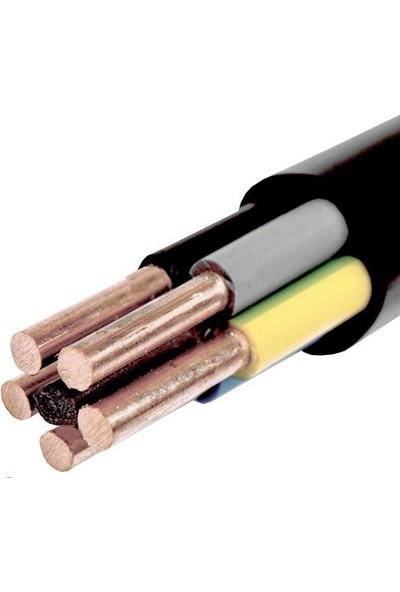 Göldağı 5X10 Mm² (Yvv) Nyy Kablo (Siyah)