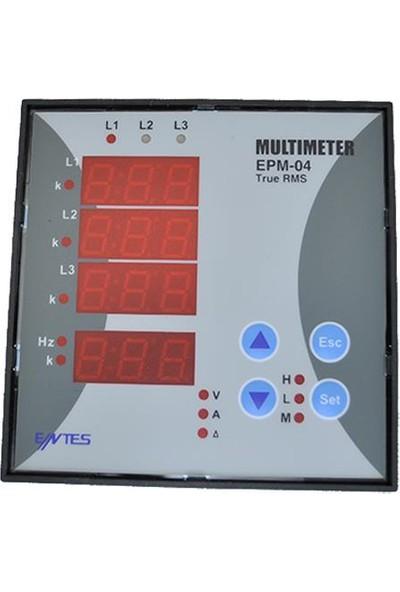 Entes Epm-04 Multımetre