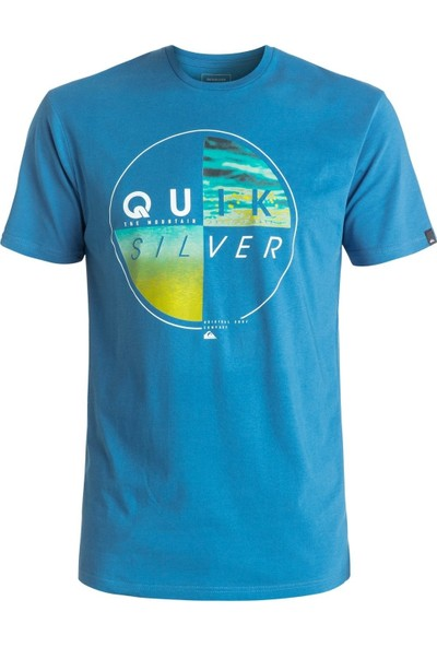 Quiksilver T-Shirt Blazed Eqyzt04330-Byh0