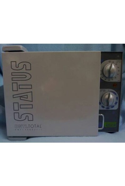 Dntl Total Status One Steril Mini Steril Makinası St-02 6 Litre