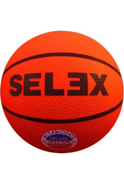 Selex B-6 Basketbol Topu Turuncu 6 No.