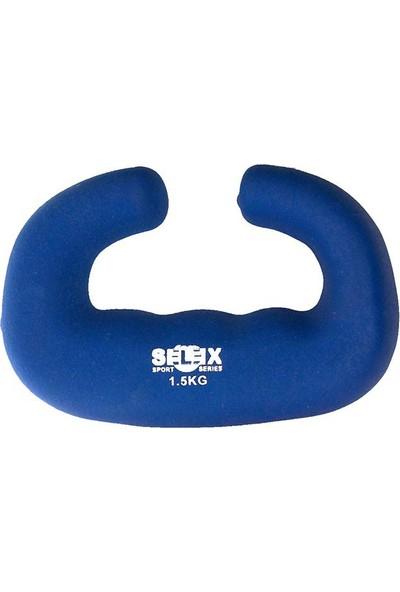 Selex Db 2153 Jogging Dumbell 1,5 Kg x 1