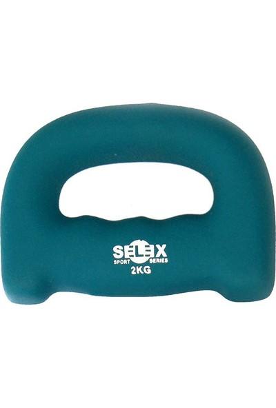 Selex Db 2153 Jogging Dumbell 2 Kg x 1