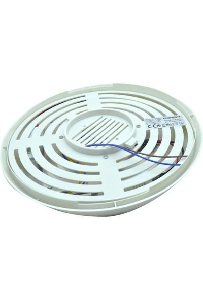 Enbrıght 40W Sensörlü Led Tavan Armatürü (Beyaz Işık)