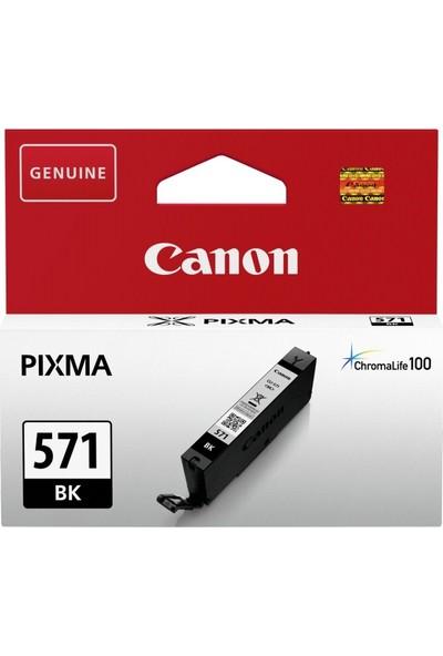 Canon Clı-571Bk Siyah Kartuş Mg5700 / Mg6800 / Mg7700 Serisi