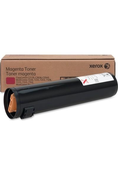 Xerox 006R01177 C2126 / C2128 / Wc7328 / 7335 / 7345 Kırmızı Toner