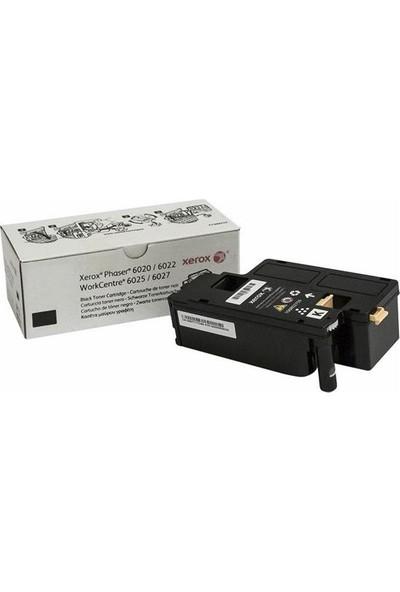 Xerox 106R02763 Phaser 6020 / 6022 / Wc6025 / Wc6027 Siyah Toner