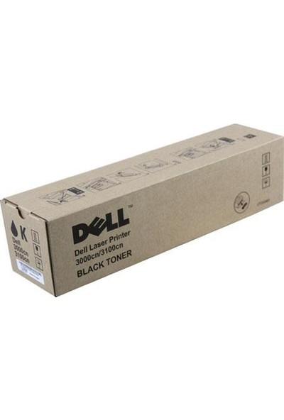Dell 3000Cn / 3100Cn Ct200481 Siyah Toner