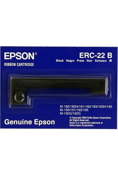 Epson Erc-22 Şerit Yazarkasa Poş Şeridi