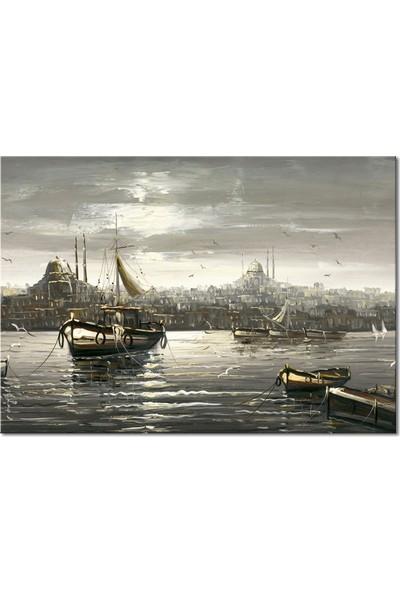 Özverler İstanbul Canvas Tablo
