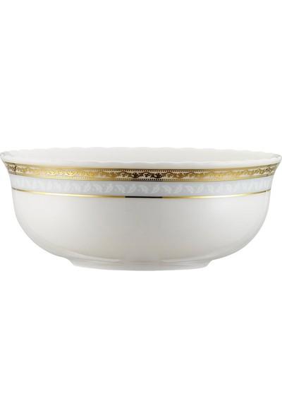 Kütahya Porselen Bone Olympos 62 Parça 9337 Desenli Yemek Takımı