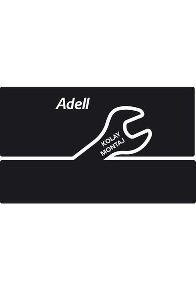 Adell Fludo Föner Borulu Lavabo Bataryası