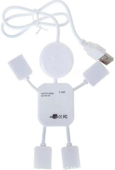Alfais 4234 Usb Hub Çoklayıcı Çoğaltıcı Switch