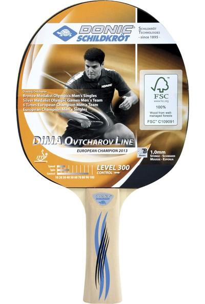 Donic Schildkrot Ovtcharov 300 Ittf Onaylı Masa Tenisi Raketi
