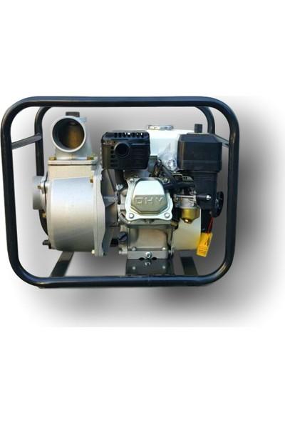 Firman Motor SGP 80 Benzinli Üçlü Su Pompası