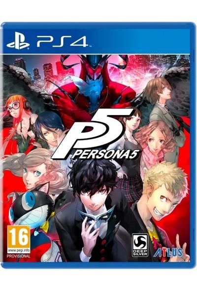 Persona 5 PS4 Oyun