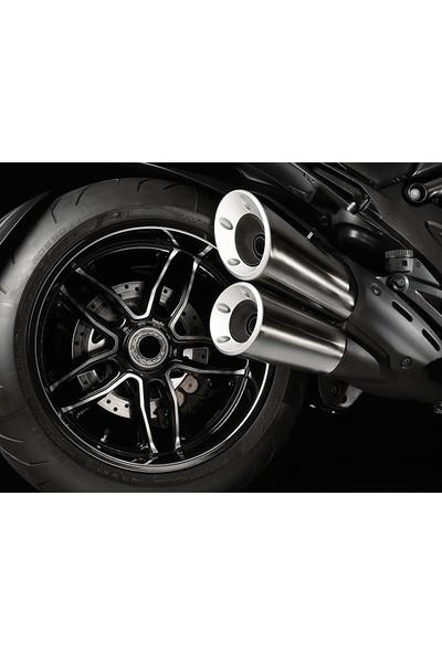 Uniland Motosiklet Jant Ve Krom Temizleyici ve Parlatıcı 750ml + Temizleme Süngeri