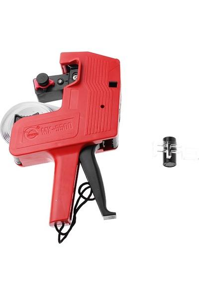 Hongsheng MX5500 Etiket Makinesi