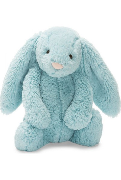 Jellycat Uyku Arkadaşı Turkuaz Tavşan