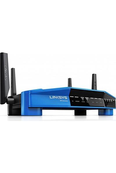 Linksys Linksys Wrt3200Acm-Eu 600Mbps+2600Mbps 4X Gigabit Lan Dual-Bant Kablosuz Ac Router