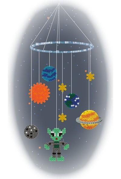 Hama Boncuk Kutu - Galaksi Askıda