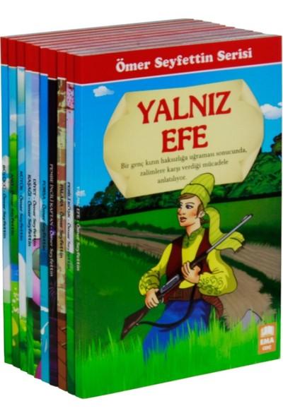 Ömer Seyfettin Okuma Serisi (10 Kitap) - Ömer Seyfettin
