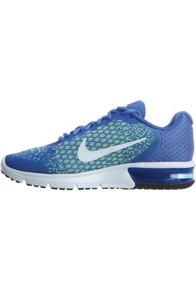 Nike Air Max Sequent Bayan Koşu Ayakkabısı 852465-400