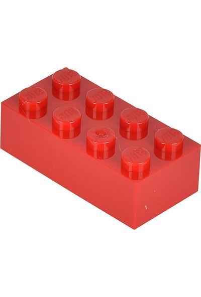 Blox Dikdörgen 40 Parça Kırmızı