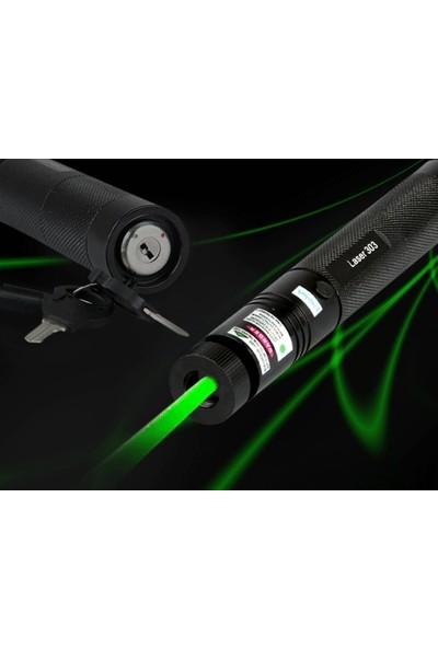 Yopigo Turbo X Yeşil Şarjlı Lazer Pointer 5000mw (Yakıcı)