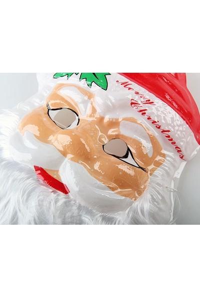 Wildlebend Yılbaşı Özel Noel Baba Maskesi