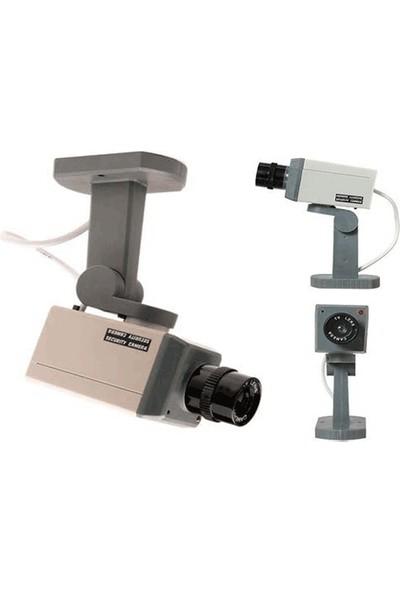 Wildlebend Hareket Sensörlü Caydırıcı Güvenlik Kamerası