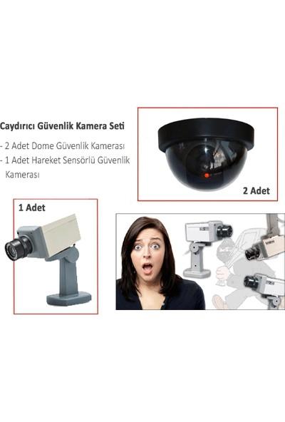 Wildlebend Caydırıcı Güvenlik Kamera Seti