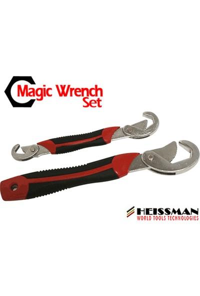 Wildlebend Mucizevi Akıllı Pense Heissman Magic Wrench