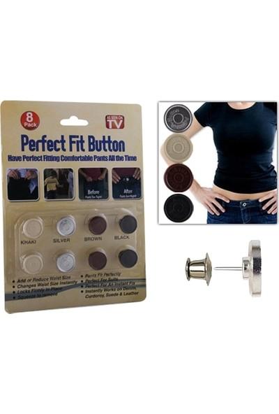 Wildlebend Perfect Fit Button Beden Büyülten/Küçülten Düğme Seti